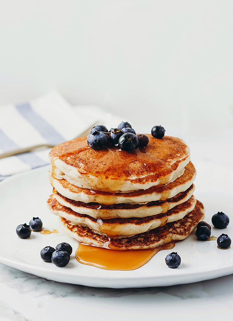 Vegan Buttermilk Pancakes Liv B Recipe In 2020 Buttermilk Pancakes Food Vegan Pancakes Easy