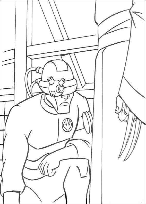 Dibujos para Colorear Tortugas Ninja 22 | Dibujos para colorear para ...