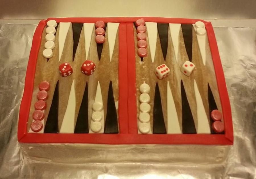 Who wants to play? - Cake by Barbara Dipierro