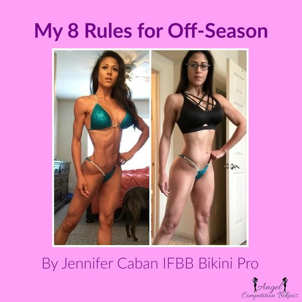 npc figure bikini and bodybuilding rules