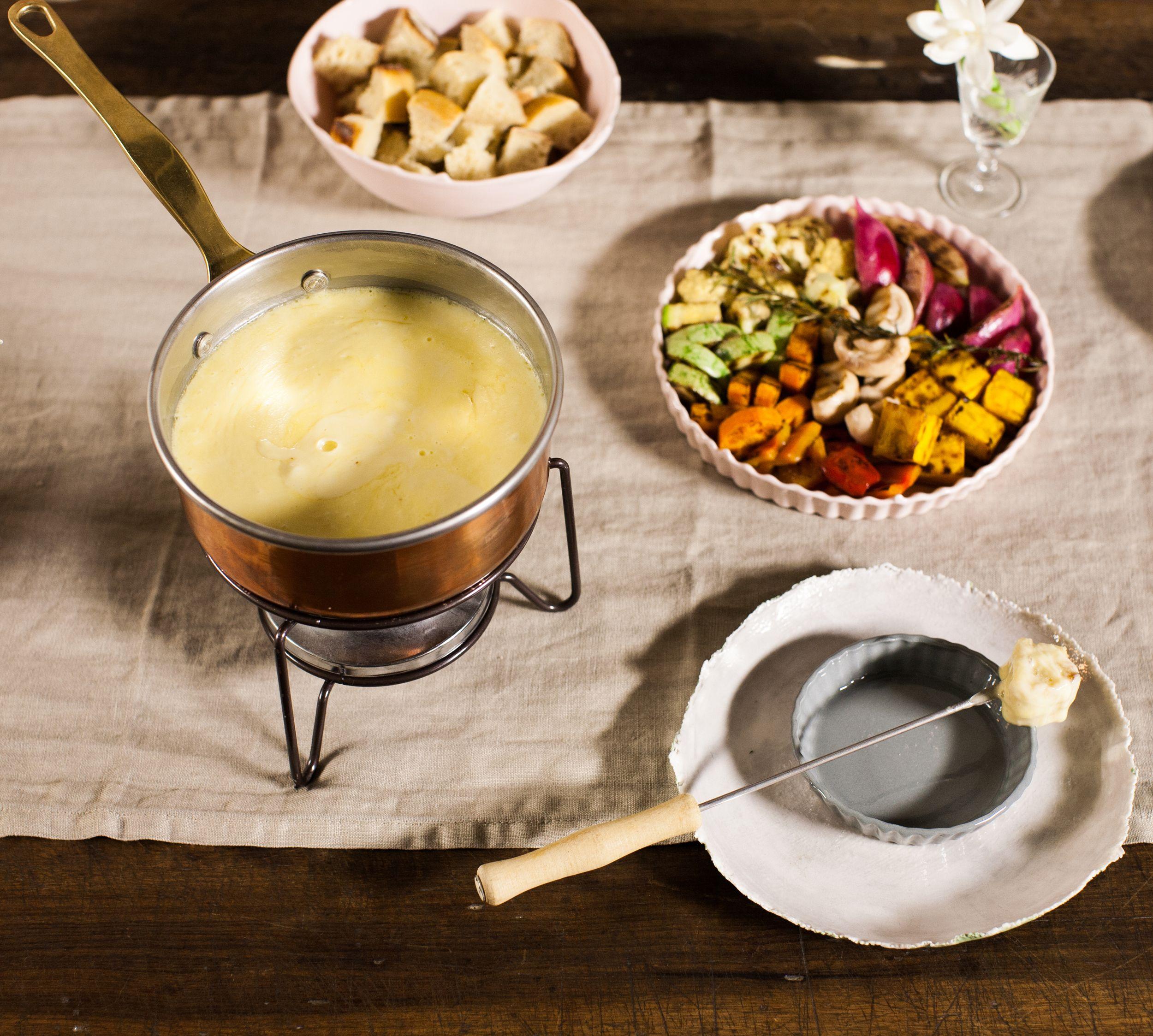 be67946d9d9 Cozinha A Dois  Receita da fondue para o Dia dos Namorados