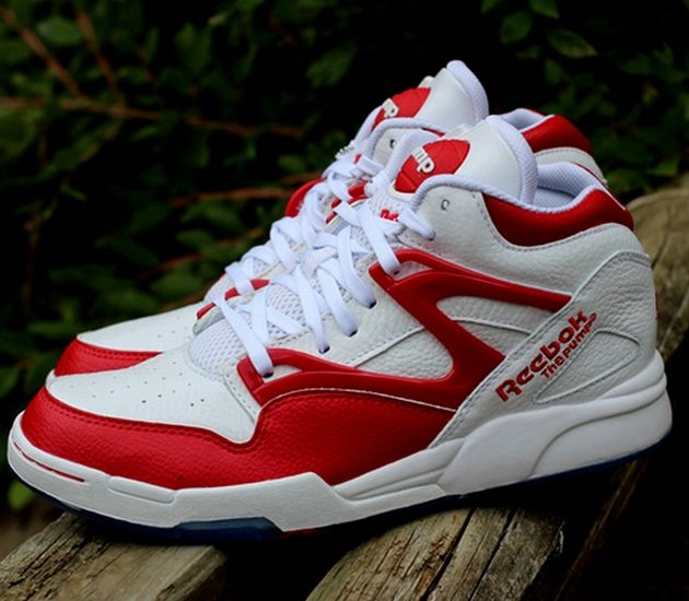 a92028a9be53d9 Reebok Pump Omni Lite – White   Red