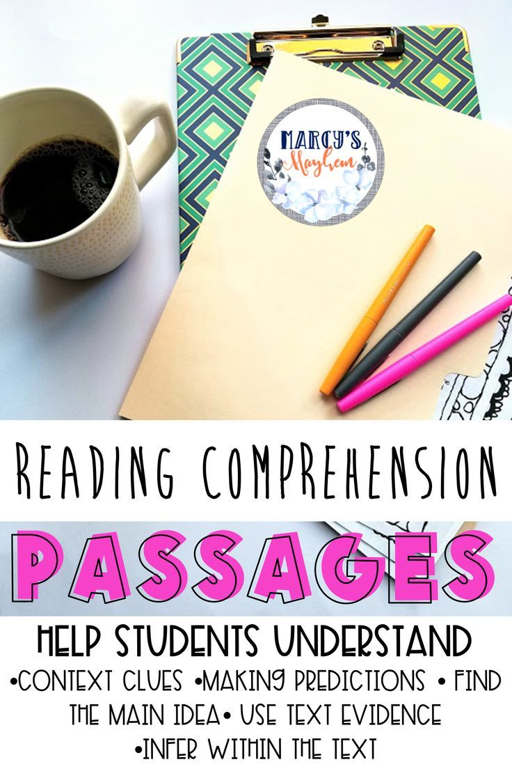 These Reading Comprehension Passages Are Great For Your Upper Elementary Students In Reading Comprehension Passages Reading Comprehension Comprehension Passage