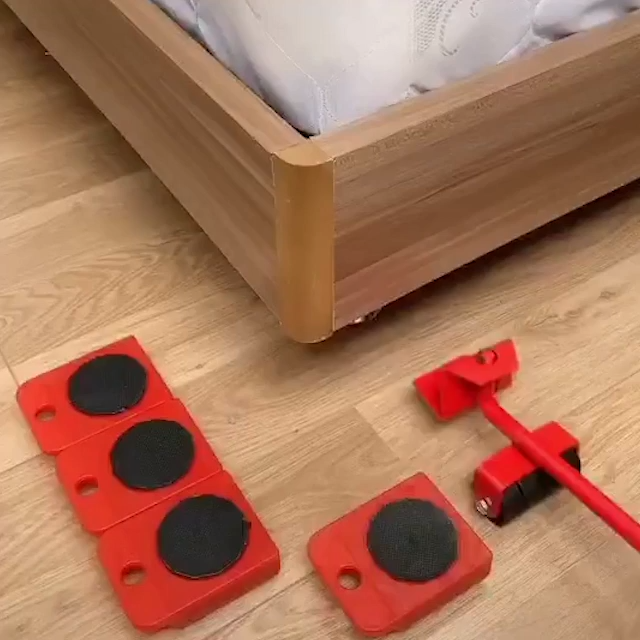 50% OFF Heavy Furniture Roller Move Tool