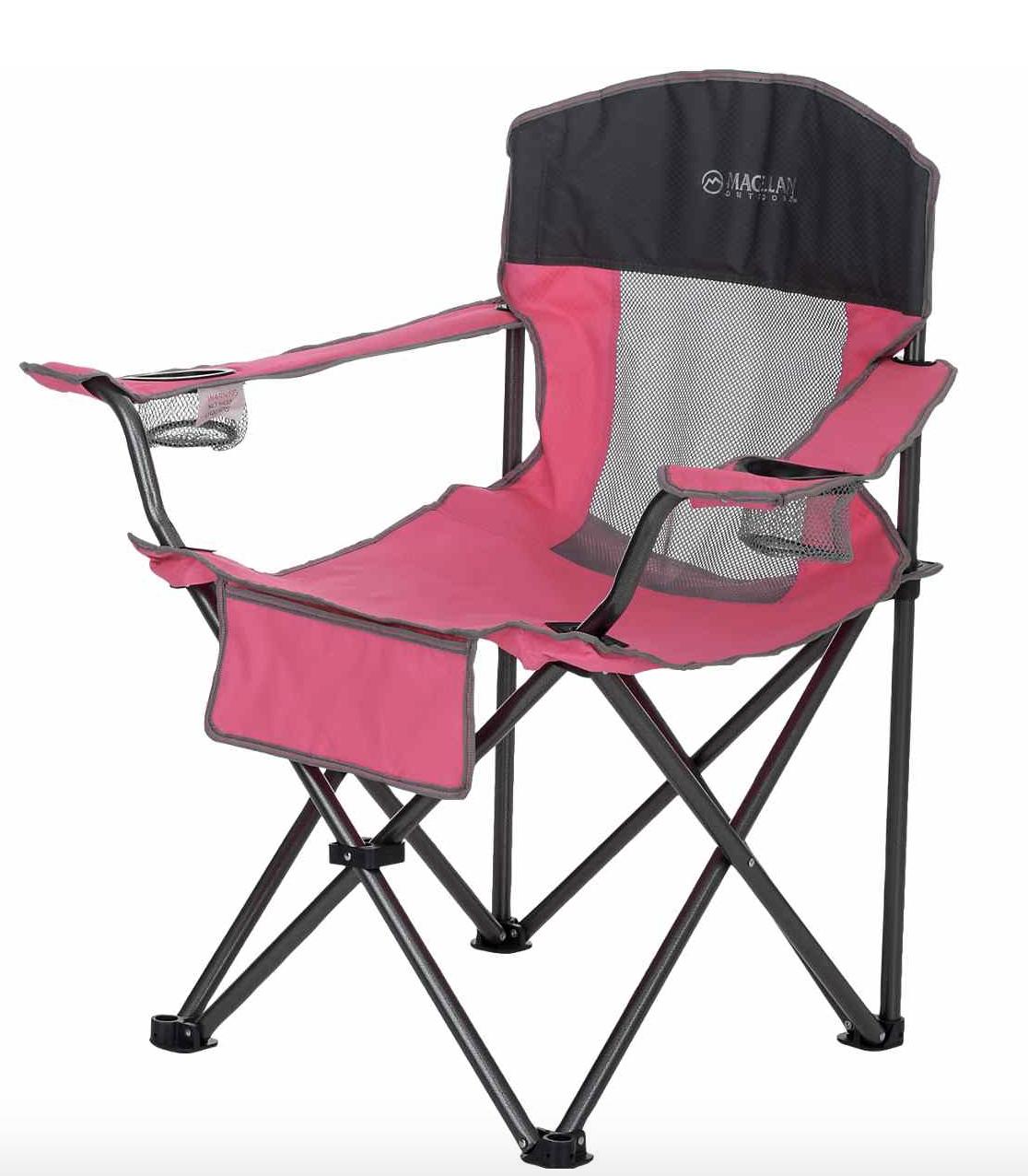 Magellan Outdoors Big Comfort Mesh Chair Affiliate Link This