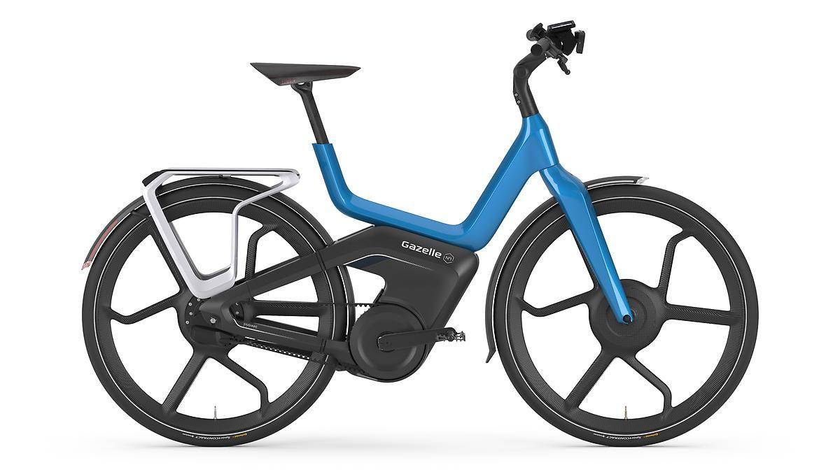 Mehr als ein Fahrrad mit Motor: Gazelle baut das E-Bike der Zukunft