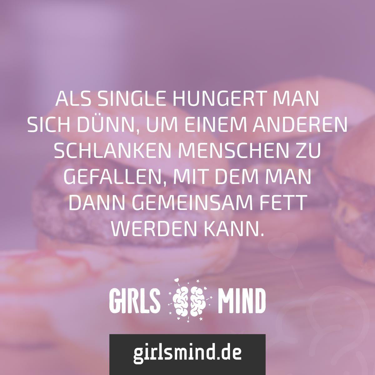 mehr sprüche auf: www.girlsmind.de #essen #hunger #abendessen