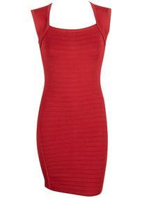 Robe guess femme rouge