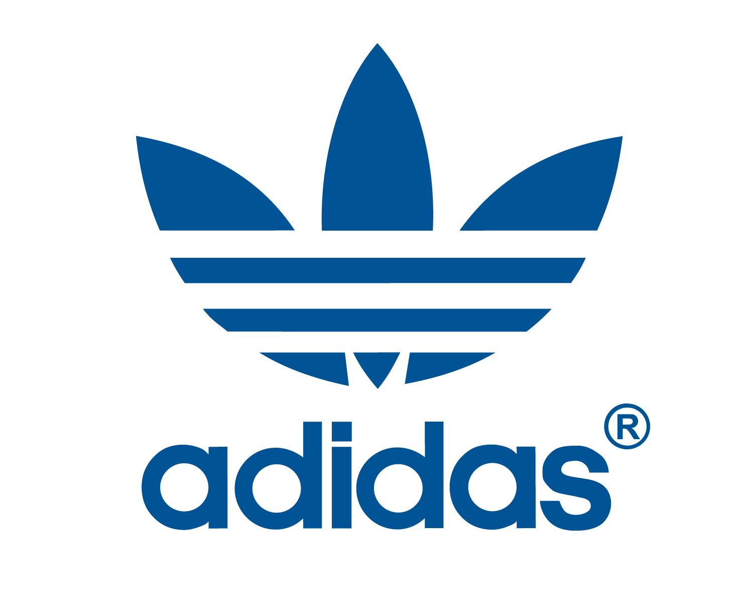 Adidas Logo PNG Transparent Background - Famous Logos