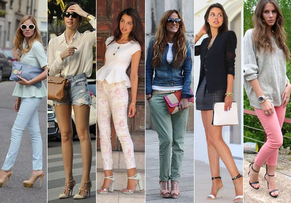 And another round of great shoes and styles :)