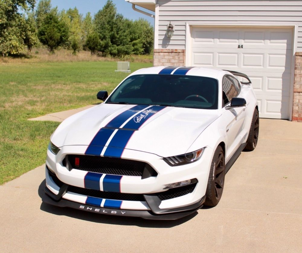 Ebay 2016 Ford Mustang Shelby Gt350 2016 Ford Mustang Shelby Gt350 Track Pack Fordmustang Ford Mustang Shelby Ford Mustang Shelby Ford Mustang