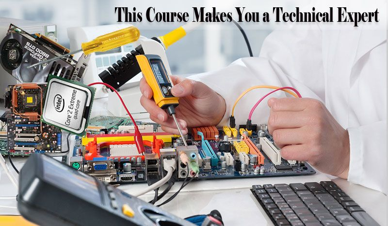 90 Days Course Laptop Repairing in Hindi\ - laptop repair sample resume