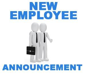 sample new employee announcements briefly introduce the new ...