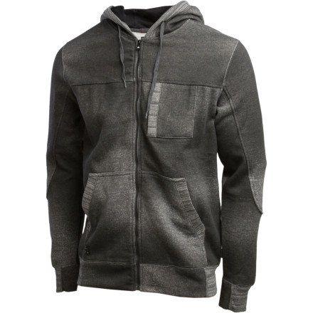 Men's Clothing Fortress Impulse Jacket Hoodie Quiksilver « vd1wqqU