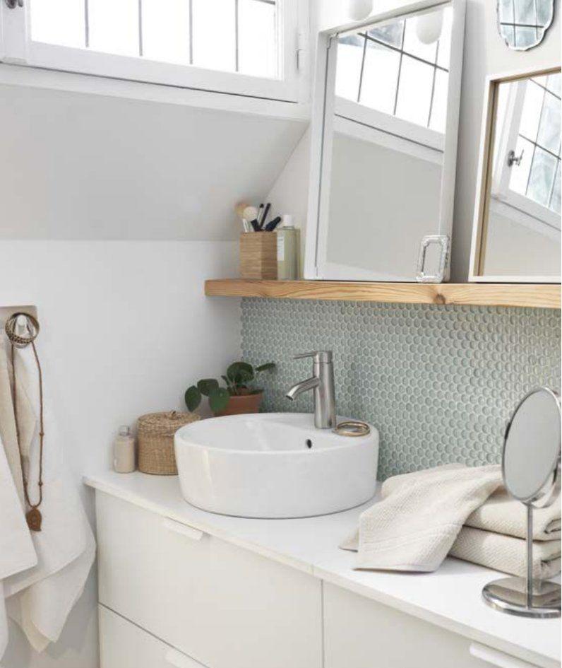 Inspiratieboost: de mooiste spiegels voor in de badkamer | Badezimmer