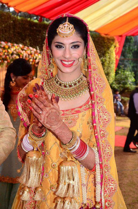 Chandigarh weddings ibadat amp tania wedding story wed me good