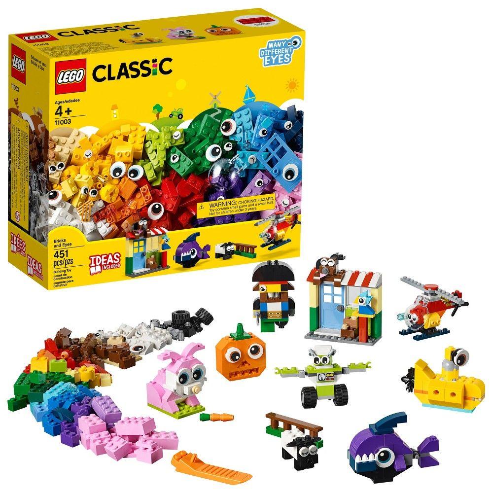 LEGO 10401 UNICORN Classic Rainbow Fun 85 Piece Set 60th Anniversary NEW Sealed
