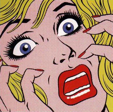 Pop art bilder  Roy Lichtenstein pop art | ♥PoP#PoP♥ | Pinterest | Der kreis ...