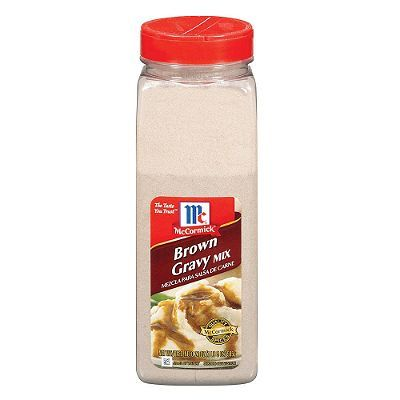 how to make brown gravy mix
