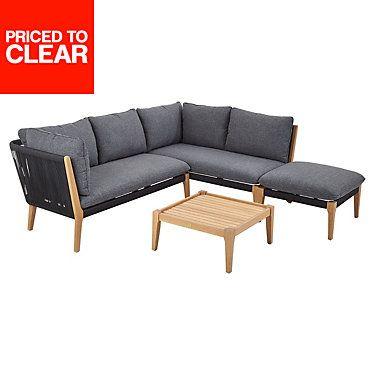 Juneau 6 Seater Coffee Set B Q Garden Furniture Home 400 x 300