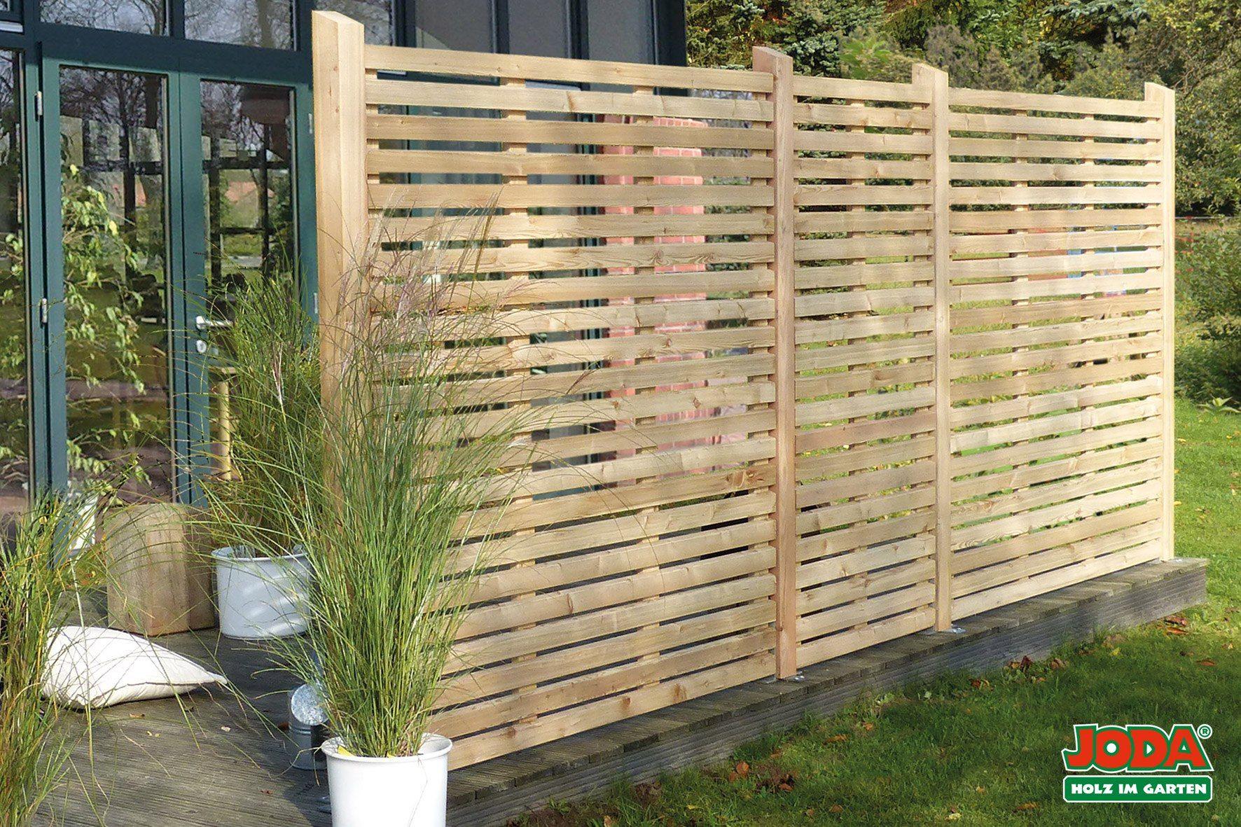 Joda Holz Im Garten Andert Die Art Wie Sie Dekorieren Von