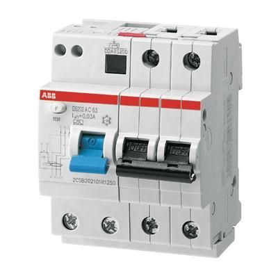 Residual Current Circuit Breaker With Overcurrent Protection Rcbo Residual Current Devices Modular Din Rail Products Abb Breakers Circuit Protection