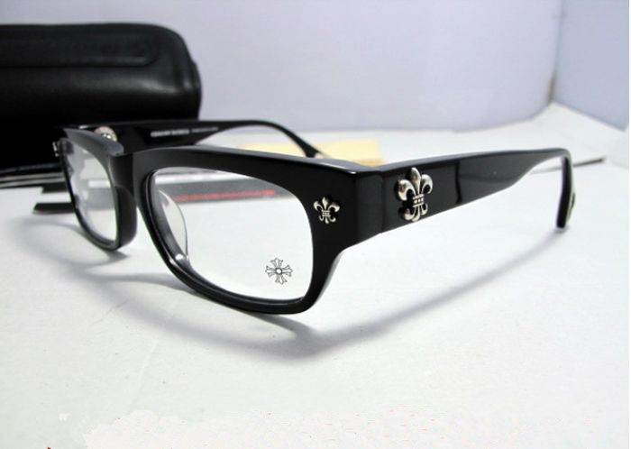 5e79b8a5e304 Chrome Hearts DRILLED Eyeglasses.
