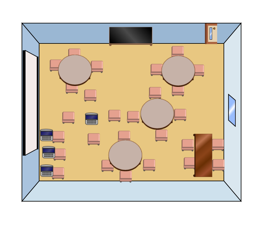 Very cool classroom design app teachers can drag drop - Floor plan drawing apps ...