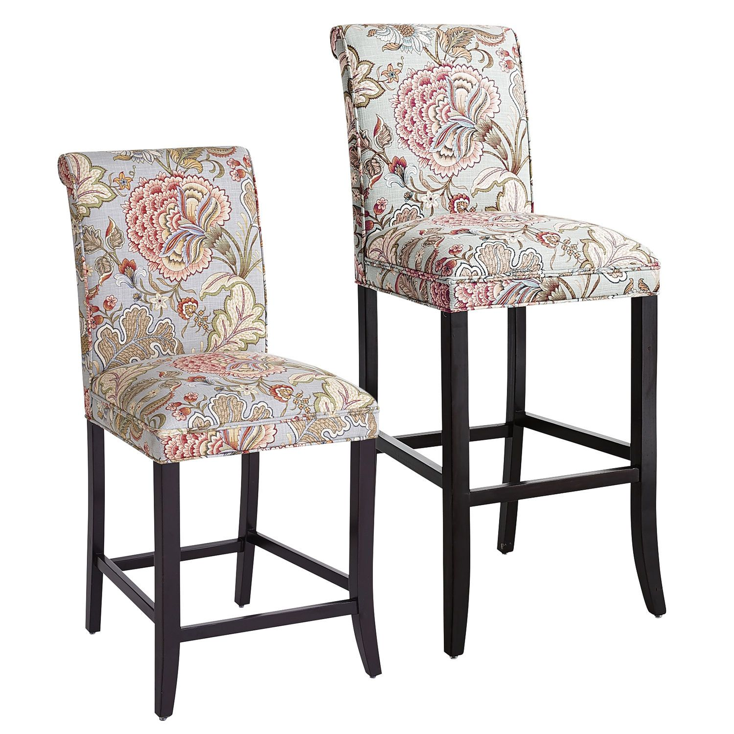 Angela Deluxe Bar & Counterstools Blue Meadow