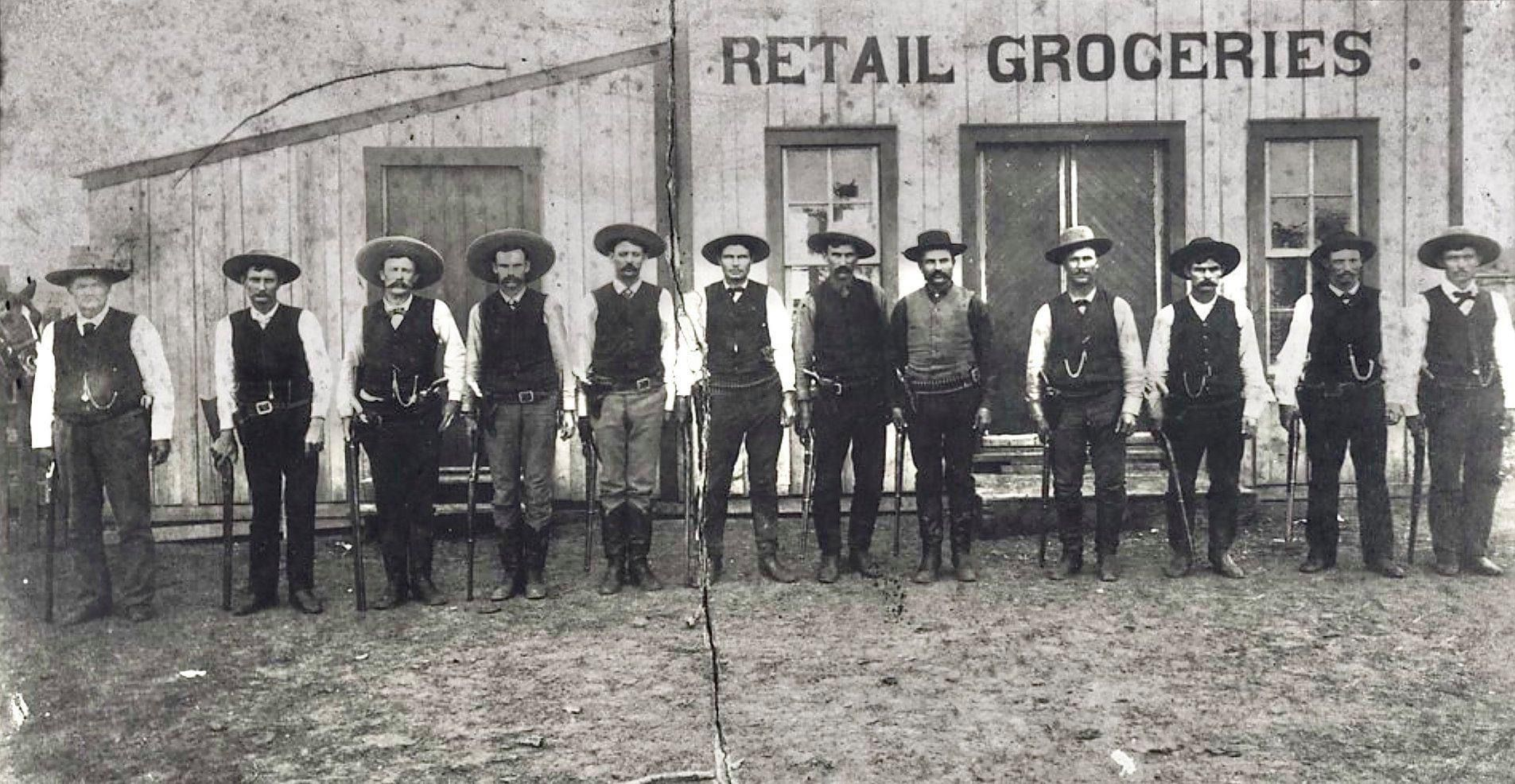 Texas, undated. We presume these are Texas Rangers. Texas