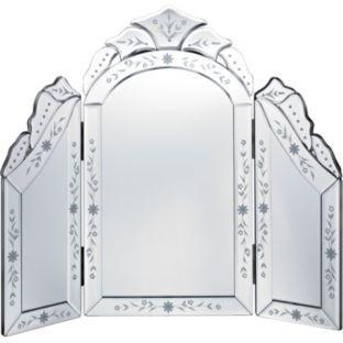 Argosroominspiration Vanity Mirror Buy Venetian Dressing Table Mirror At Argos Co Uk Dressing Table Mirror Venetian Dressing Table Venetian Glass Mirror