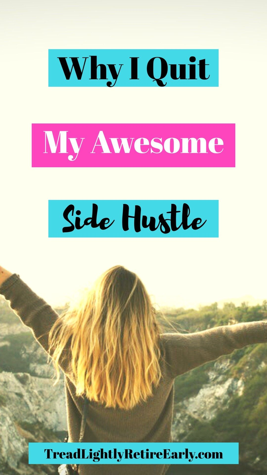 Why I Quit My Awesome Side Hustle | ****Best of Tread