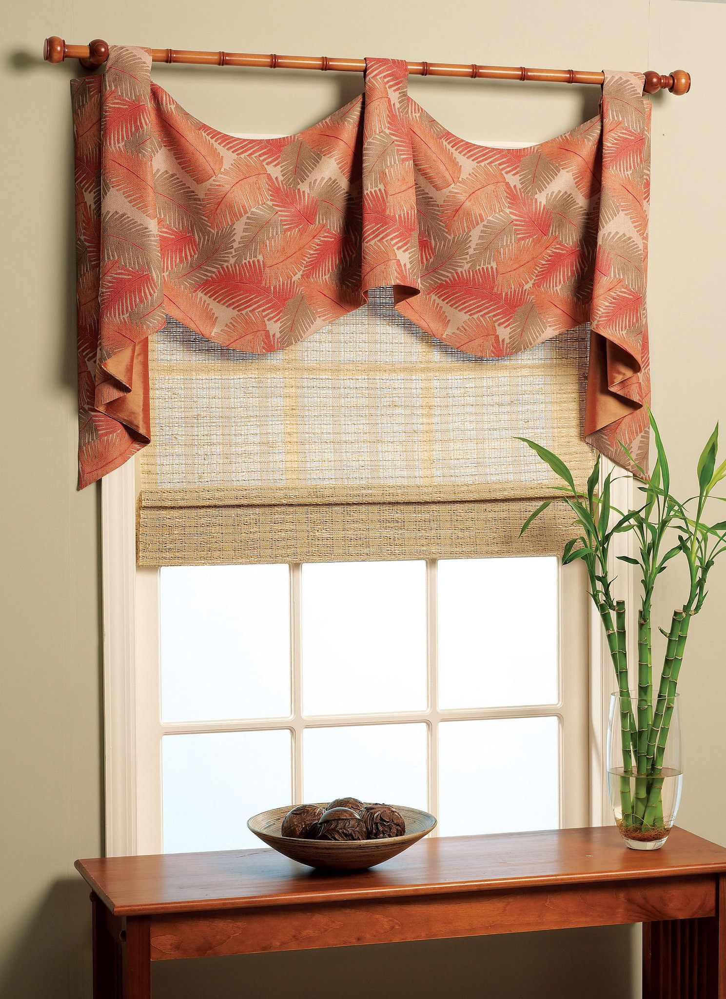 empire valance you pay down window dressing pinterest