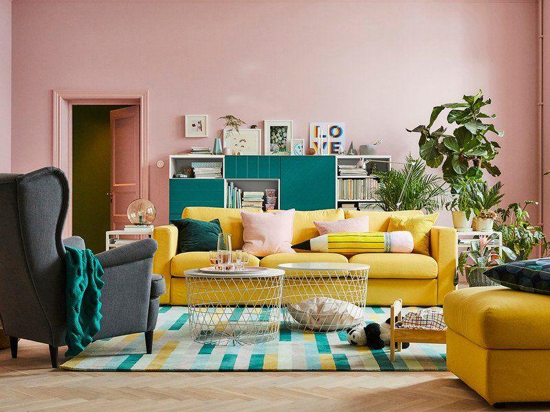 Einrichtungsideen Ikea Dekoration : Wir lieben diese neuheiten aus dem neuen ikea katalog