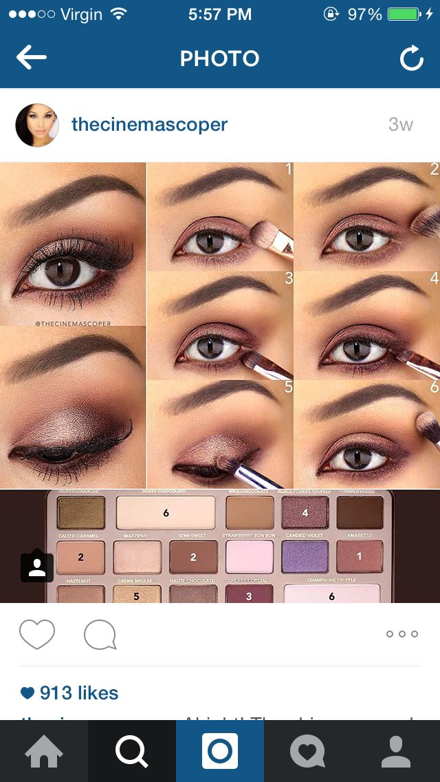 Too faced chocolate bar palette tutorial asian dating