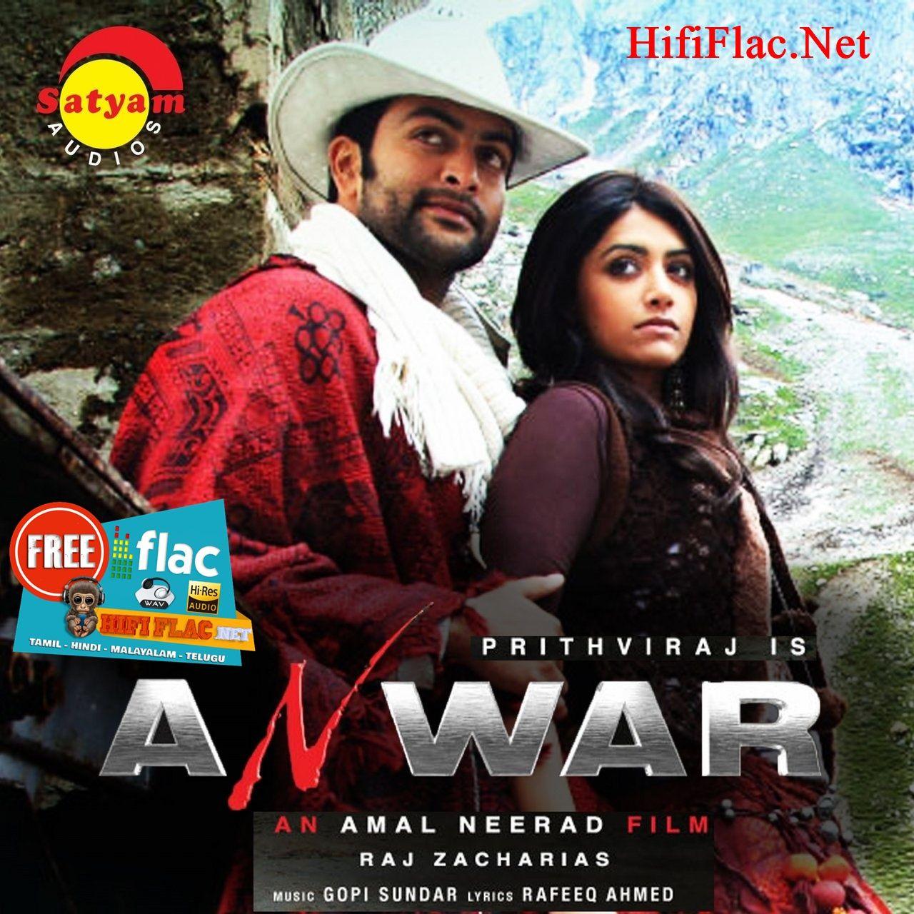 Anwar 2010 Malayalam Digitalrip Flac Film Music Movies