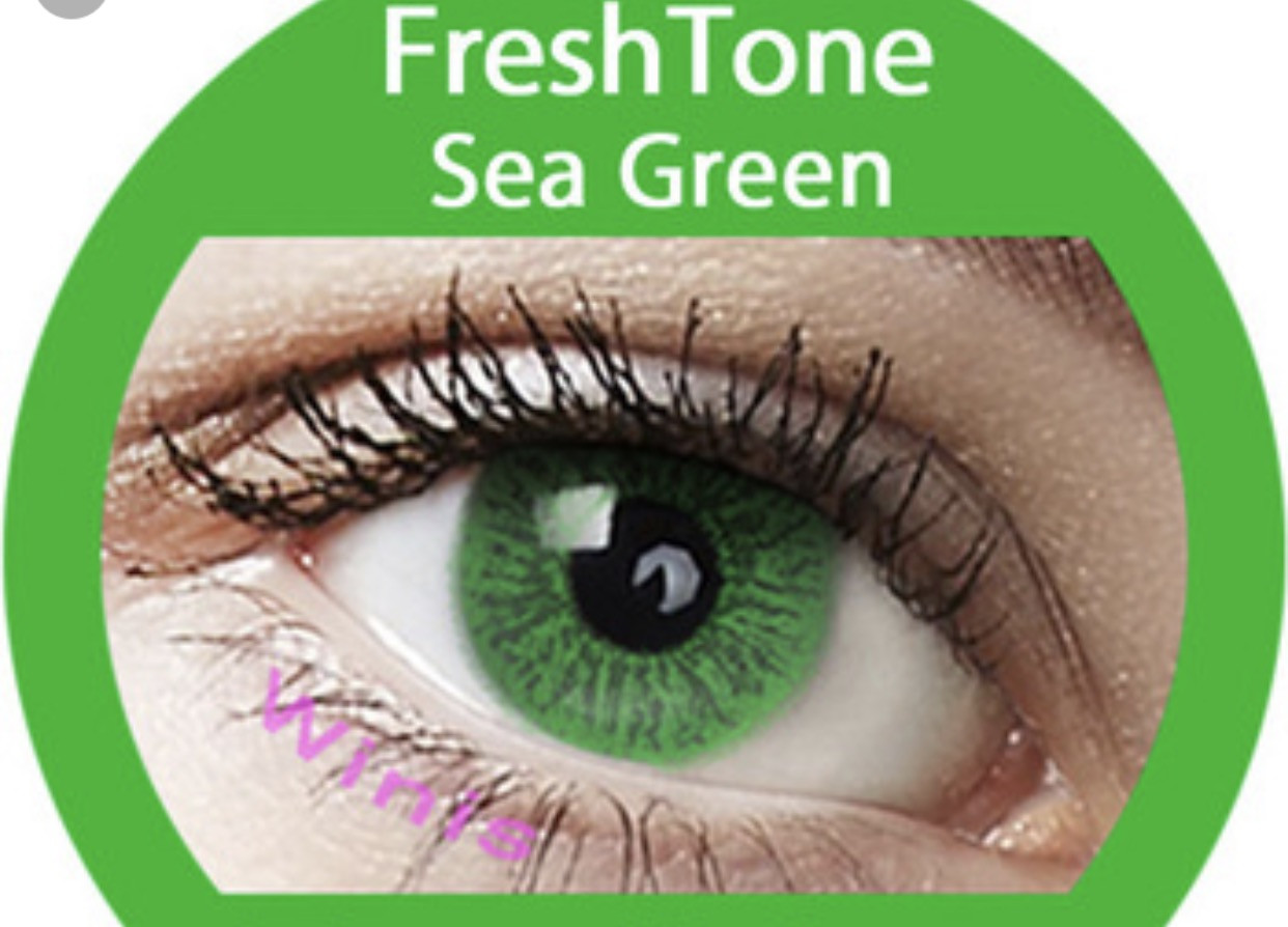 Sea Green Color Contacts Out Of Stock Colored Contacts Green Colored Contacts Green Contacts