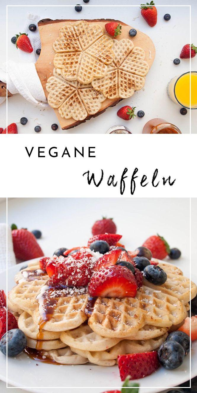 Photo of Vegan Waffles www.theladies.at
