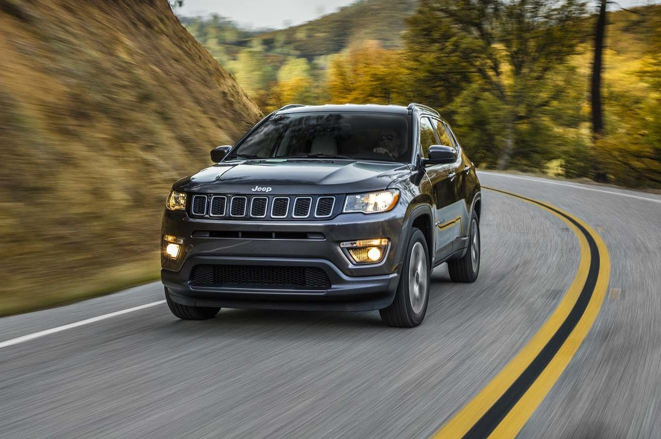 2018 Jeep Compass Review Release Date Jeep Compass 2017 Jeep