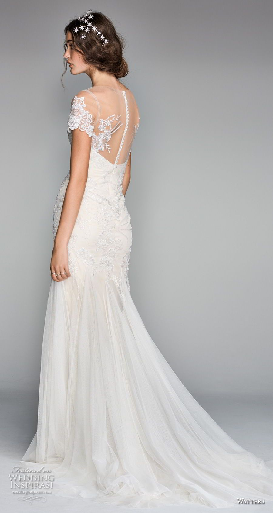 Willowby by watters spring wedding dresses pinterest chapel
