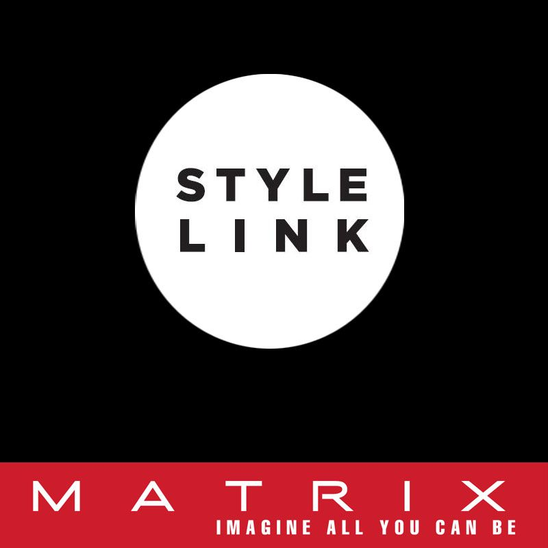 Matrix Style Link.