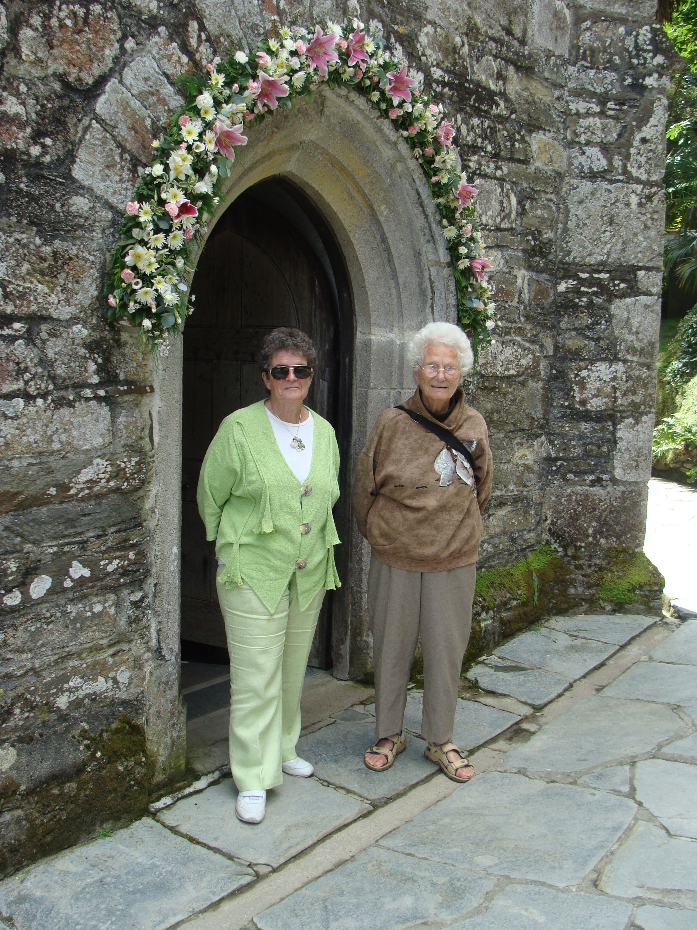 Mum and Maz in St Just in Roseland