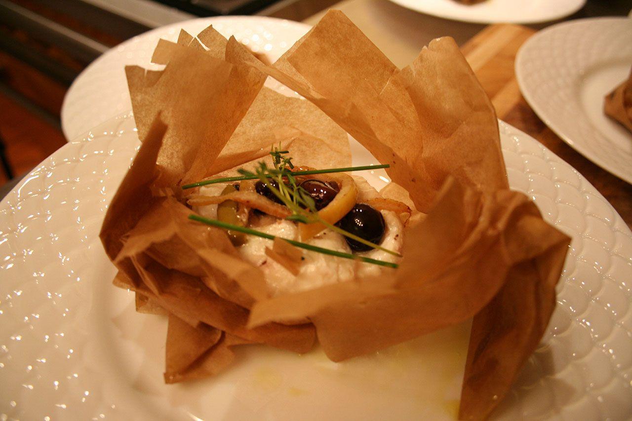Confraria dos Chefs: Técnicas Culinárias: Papelote, Papillote ou Cartoccio