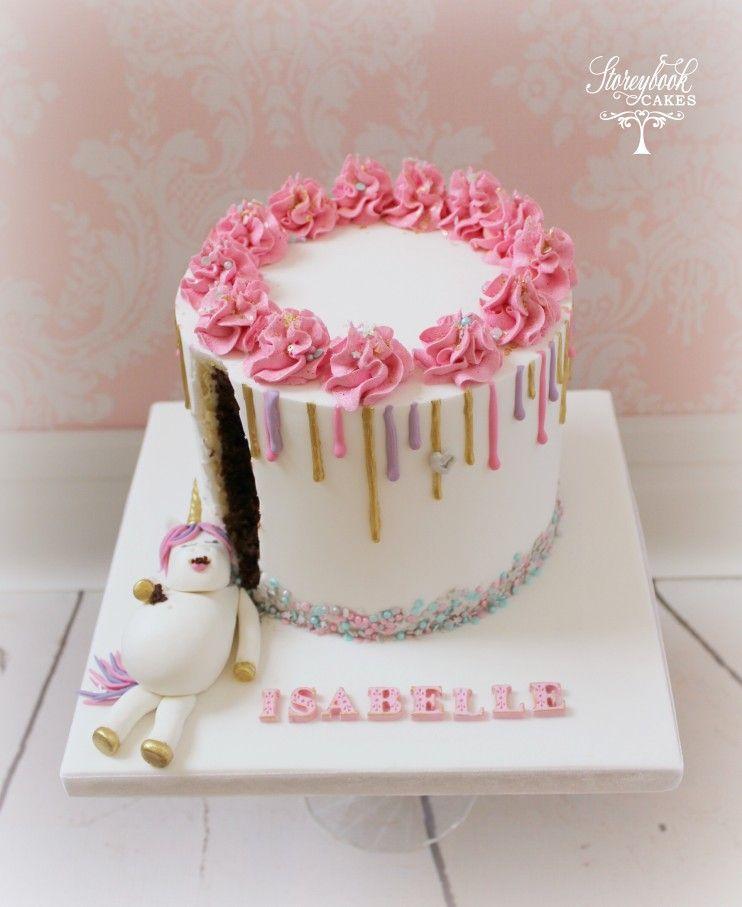 Fat Unicorn Cake Unicorn Party In 2019 Cake Fat Unicorn