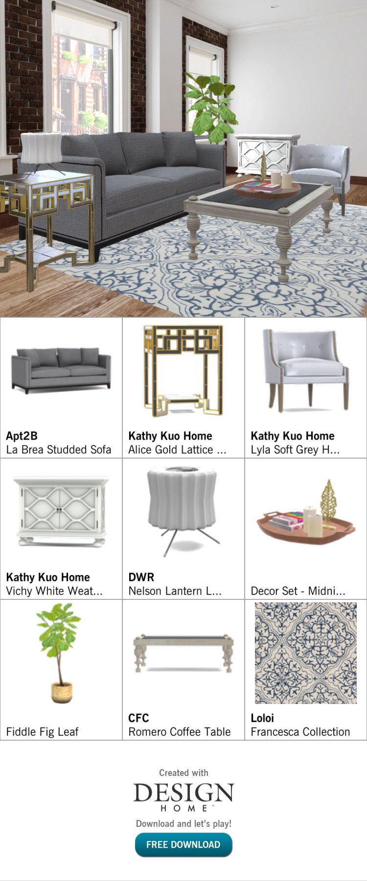 Created with design home living room interior house furniture also game creations rh nz pinterest