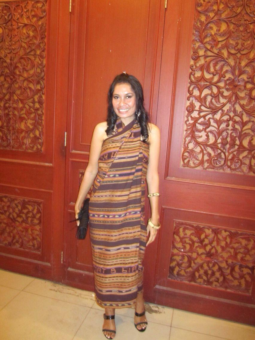 Baju Tenun Ntt