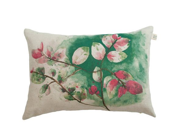 Hey, I found this really awesome Etsy listing at https://www.etsy.com/pt/listing/196395174/ice-cream-bush-cushion-in-watercolor