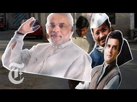 India Elections 2014: Country at a Crossroads | The New York Times - YouTube
