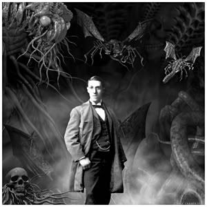 Author most horrible | Inspiration | Hp lovecraft