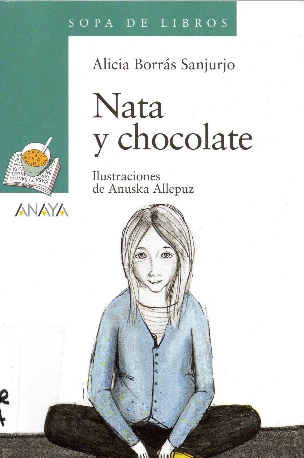 Nata y chocolate de Alicia Borrás